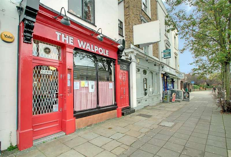 3 Bedrooms Commercial Property for sale in St Marys Road, Ealing, London, W5 4RG