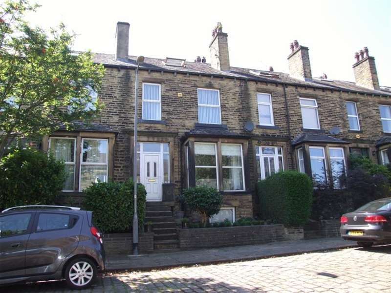 4 Bedrooms Terraced House for sale in Abbey Walk South, Off Coronation Road, Halifax, HX3 0AP