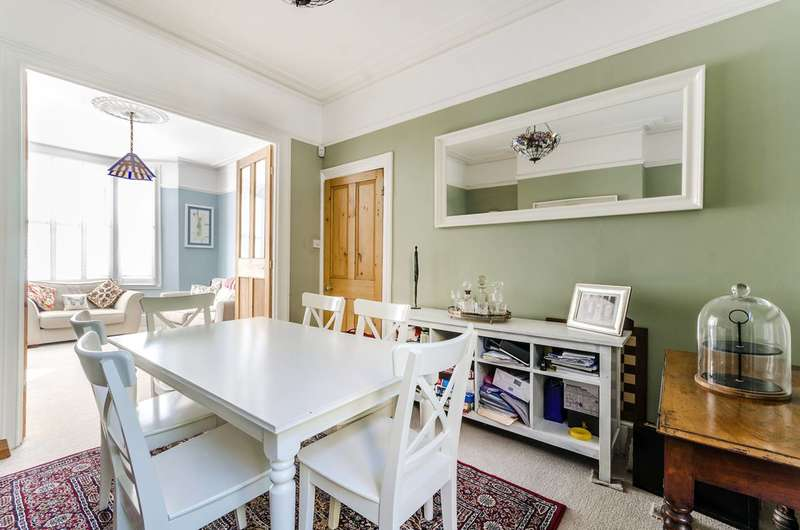 3 Bedrooms Semi Detached House for sale in Ivydale Road, Nunhead, SE15
