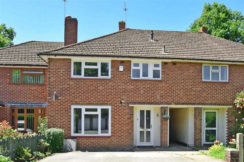 3 Bedrooms Terraced House for sale in Clare Crescent, Leatherhead, Surrey