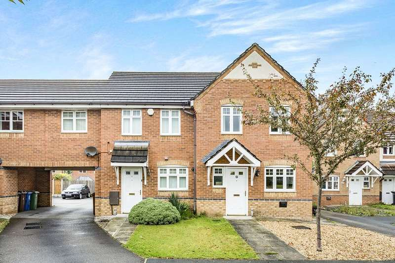 3 Bedrooms Semi Detached House for sale in Wyredale Close, Platt Bridge, Wigan, WN2