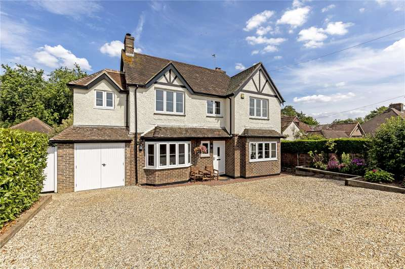 4 Bedrooms Detached House for sale in Selham, Petworth, West Sussex, GU28