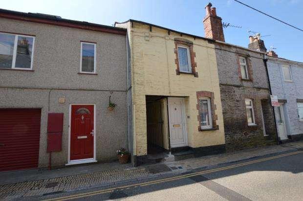 1 Bedroom Terraced House for sale in Underwood Road, Plymouth, Devon