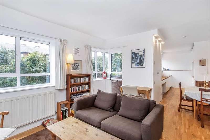 2 Bedrooms Flat for sale in Cobbett House, Brecknock Road Estate, London