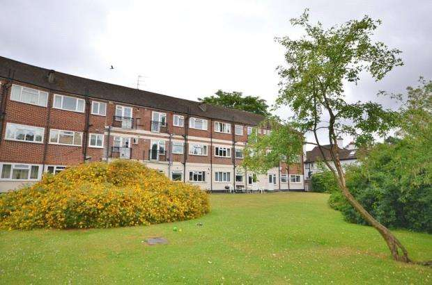 2 Bedrooms Apartment Flat for sale in Bridge Court, Bath Road, Maidenhead