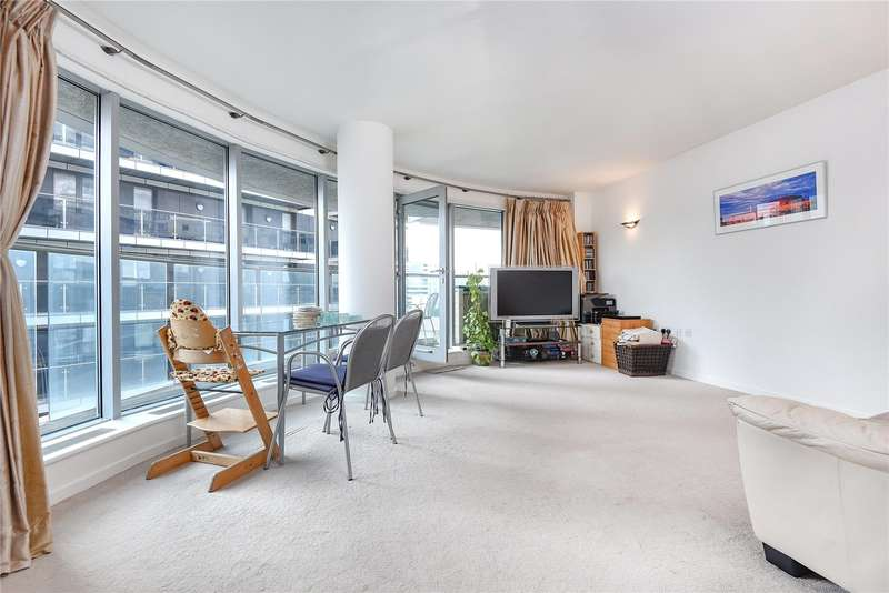 1 Bedroom Flat for sale in Michigan Building, 2 Biscayne Avenue, London, E14