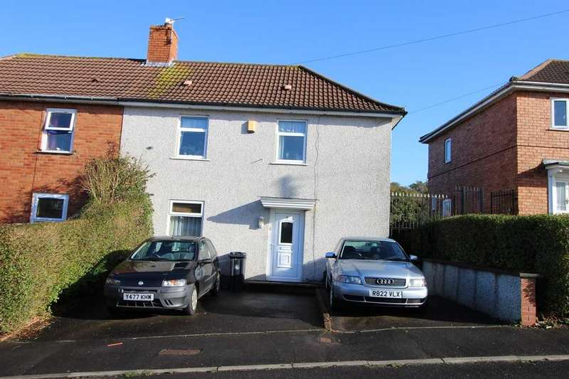 3 Bedrooms Semi Detached House for sale in Ventnor Road, Speedwell, Bristol