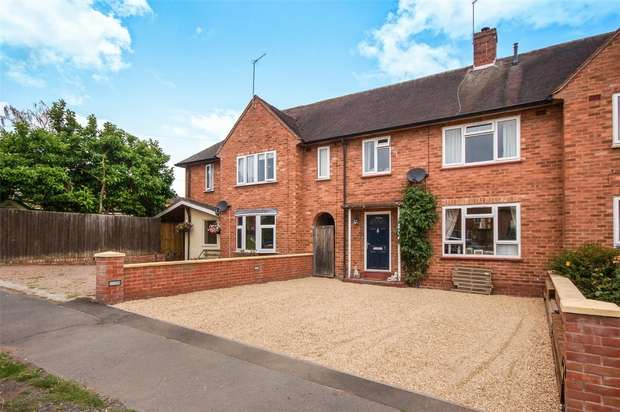 3 Bedrooms Terraced House for sale in Woodberry Close, BRIDGNORTH, Shropshire