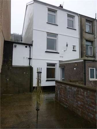 5 Bedrooms End Of Terrace House for sale in Rickards Street, Pontypridd, Mid Glamorgan