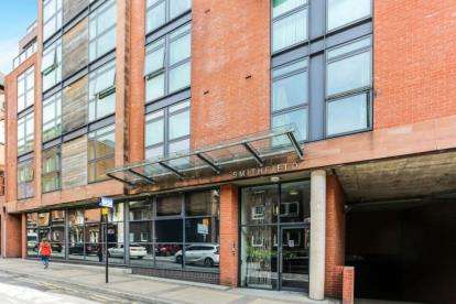 2 Bedrooms Flat for sale in Smithfield Apartments, 131 Rockingham Street, Sheffield, South Yorkshire
