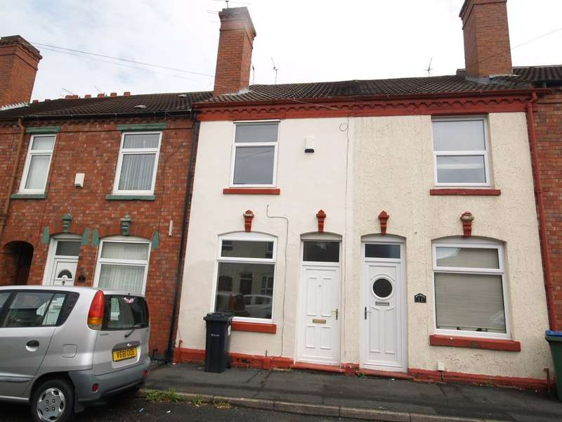 2 Bedrooms Terraced House for sale in Hall Street, Old Hill