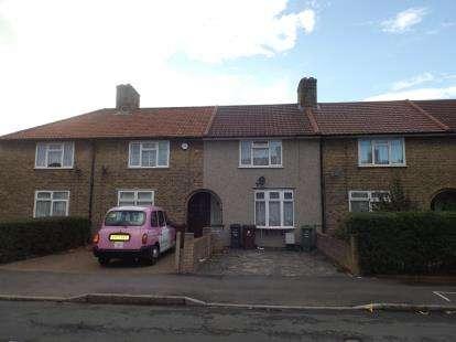 2 Bedrooms Terraced House for sale in Dagenham