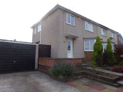 3 Bedrooms Semi Detached House for sale in Perth Street, Derby, Derbyshire