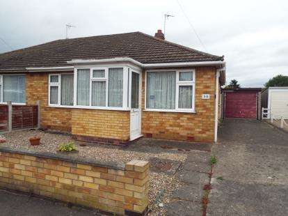 2 Bedrooms Bungalow for sale in Prince Albert Drive, Glenfield, Leicester, Leicestershire