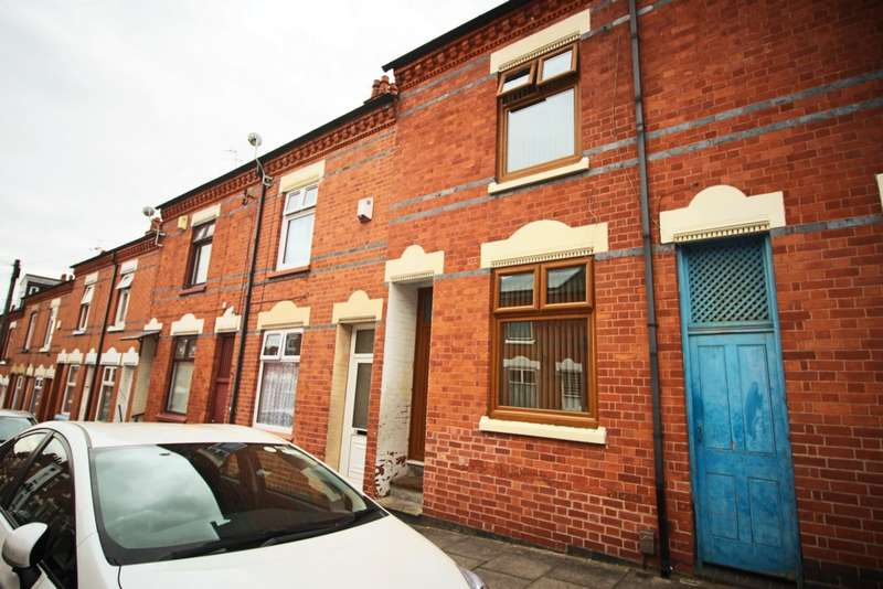 3 Bedrooms Terraced House for sale in Fairfield Street, Evington, LE5