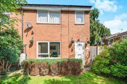 2 Bedrooms End Of Terrace House for sale in Vicker Close, Clifton, Swinton, Manchester