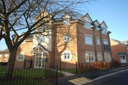 2 Bedrooms Flat for sale in Cinnamon Close, Manchester, Greater Manchester