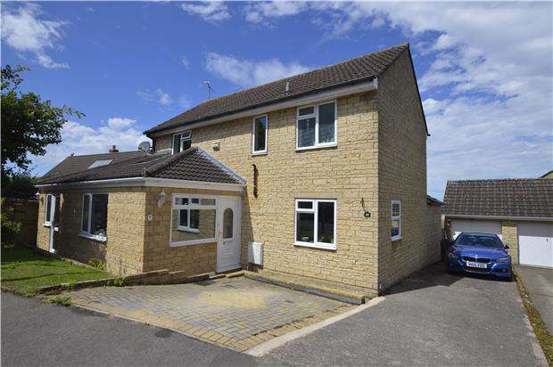 3 Bedrooms Detached House for sale in Borough Close, Kings Stanley, Gloucestershire, GL10 3LJ