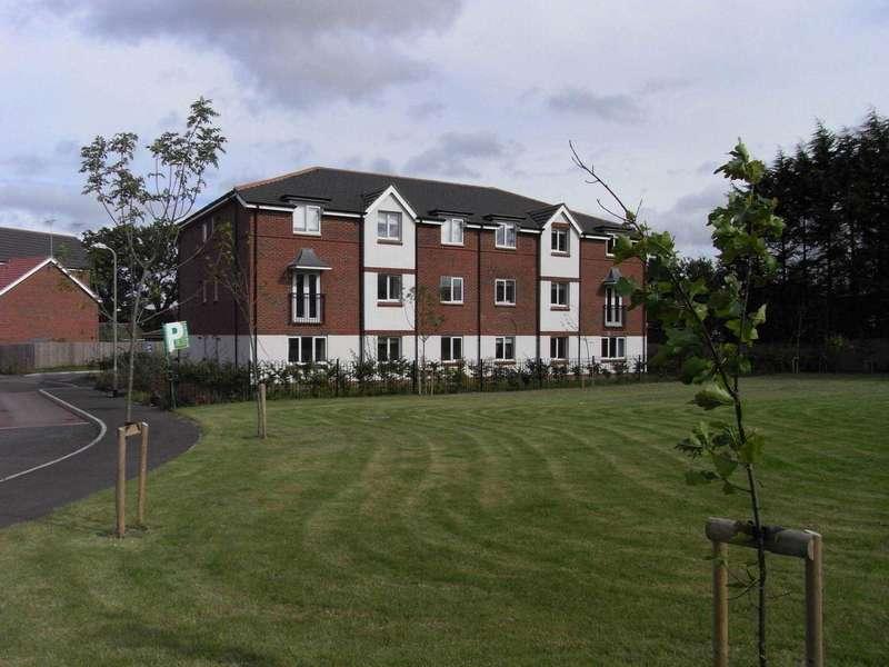 2 Bedrooms Flat for sale in Benham Drive, Spencers Wood