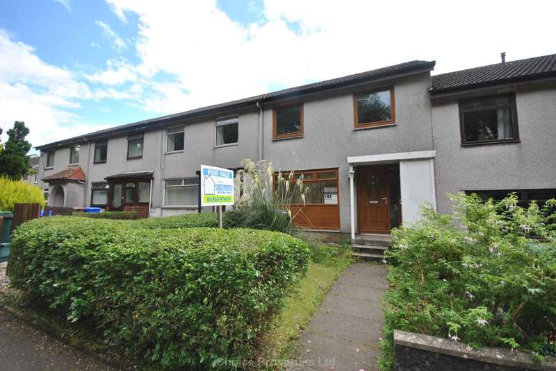 3 Bedrooms Terraced House for sale in South Dean Road, Kilmarnock, KA3 7RF