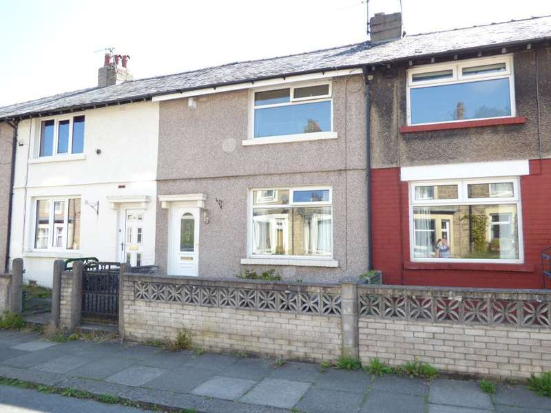 2 Bedrooms Terraced House for sale in Dorrington Road, Lancaster, LA1 4TB