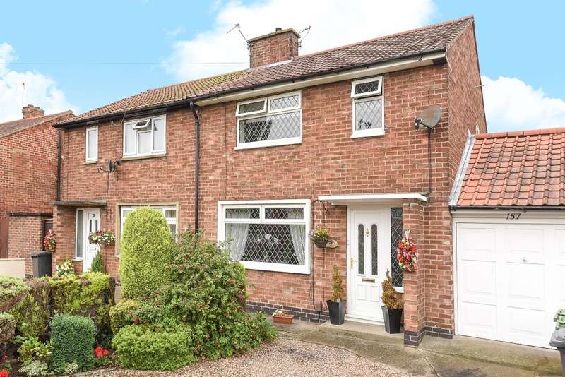 3 Bedrooms Semi Detached House for sale in Chaloners Road, Acomb, York, YO24 2TB