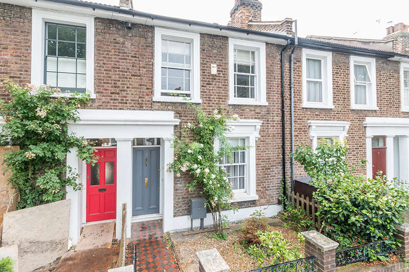 3 Bedrooms Terraced House for sale in Chadwick Road, , SE15