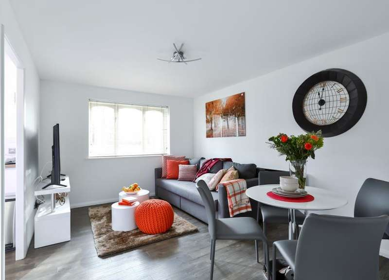 1 Bedroom Apartment Flat for sale in Telegraph Place, London, E14