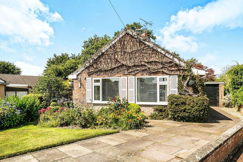 3 Bedrooms Detached Bungalow for sale in Friars Close, Oswestry, SY11