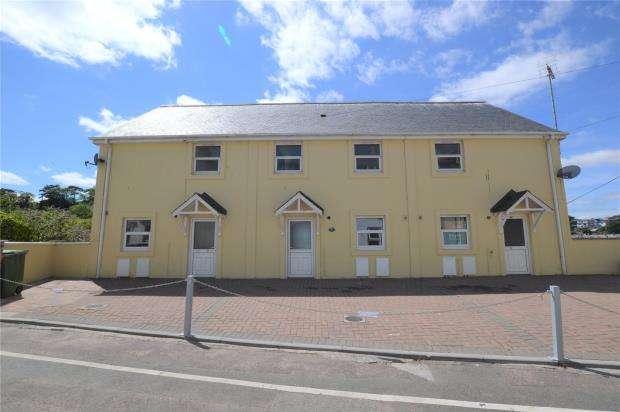 4 Bedrooms Terraced House for sale in Mount Pleasant Road, Brixham, Devon