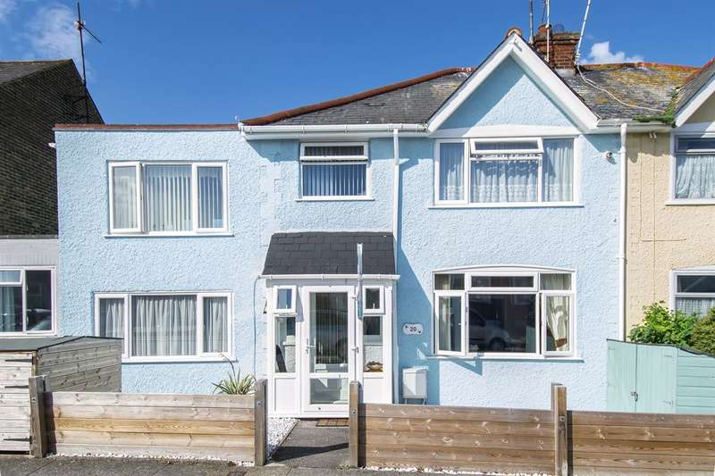 4 Bedrooms Semi Detached House for sale in Baliol Road, Tankerton, Whitstable