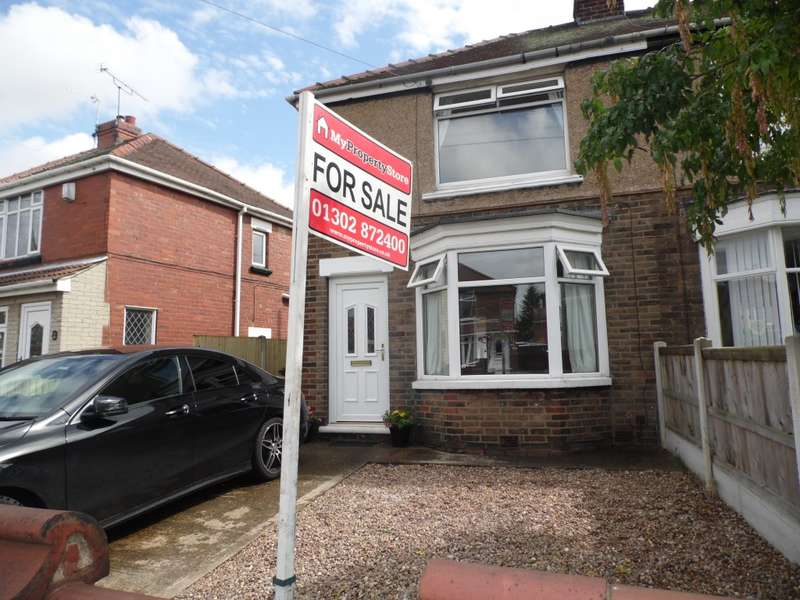 2 Bedrooms Semi Detached House for sale in Tennyson Avenue Doncaster Sprotbrough