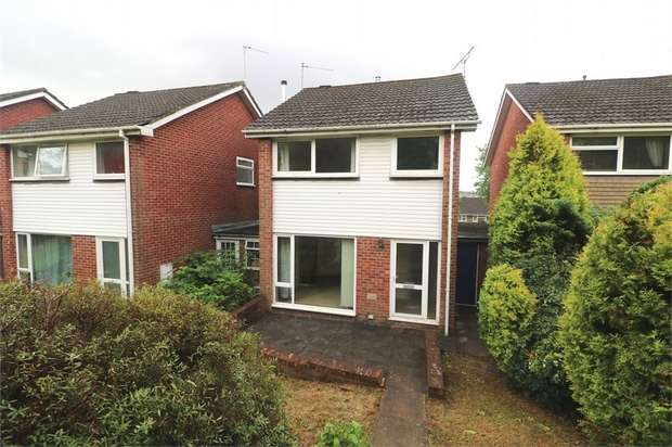 3 Bedrooms Detached House for sale in Walnut Drive, Caerleon, Newport