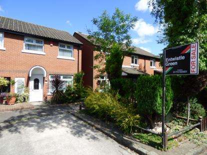 3 Bedrooms Semi Detached House for sale in Colman Court, Broadgate, Preston, Lancashire, PR1