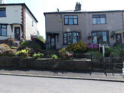 3 Bedrooms Semi Detached House for sale in Carr Lane, Cowpe, Lancashire, BB4