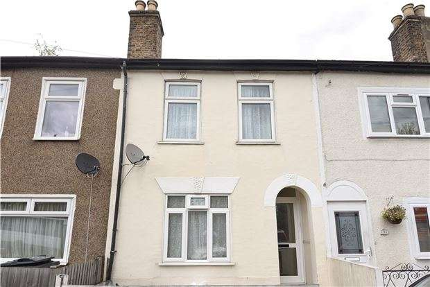 2 Bedrooms Terraced House for sale in Elm Road, Thornton Heath, SURREY, CR7
