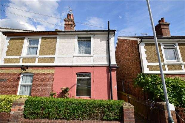 3 Bedrooms Semi Detached House for sale in Colebrook Road, TUNBRIDGE WELLS, Kent, TN4 9BS