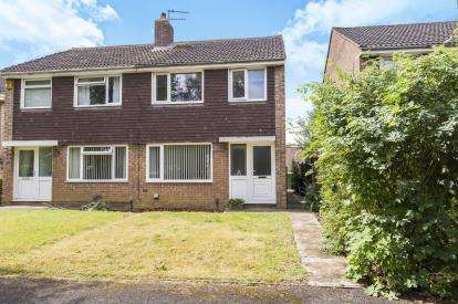 3 Bedrooms Semi Detached House for sale in Seneca Way, Cheltenham, Gloucestershire, Cheltenham