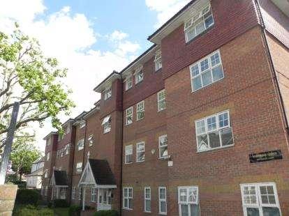 2 Bedrooms Flat for sale in Stephens Lodge, Woodside Lane, London