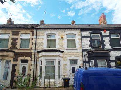 3 Bedrooms Terraced House for sale in Swinton Street, Cardiff, Caerdydd