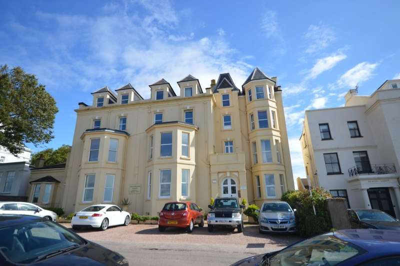 1 Bedroom Flat for sale in Louisa Terrace, Exmouth, EX8