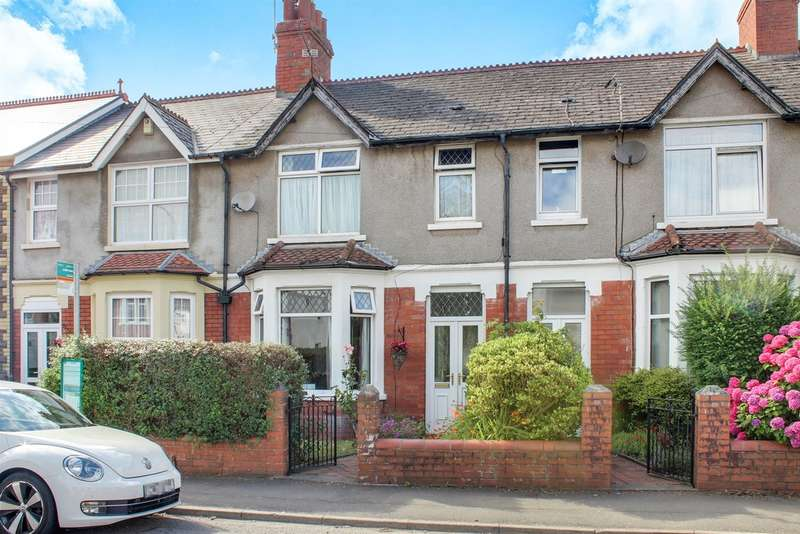 3 Bedrooms Terraced House for sale in Pantmawr Road, Cardiff