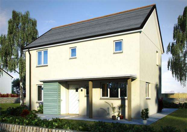 3 Bedrooms Semi Detached House for sale in 30 Hidderley Park, Hidderley Park, Camborne, Cornwall