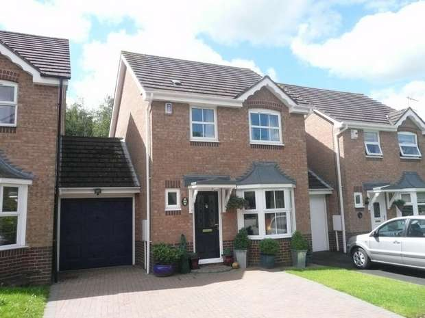 3 Bedrooms Link Detached House for sale in Lutterworth