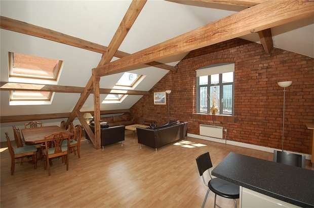 3 Bedrooms Flat for sale in 5 Cambridge Street, MANCHESTER