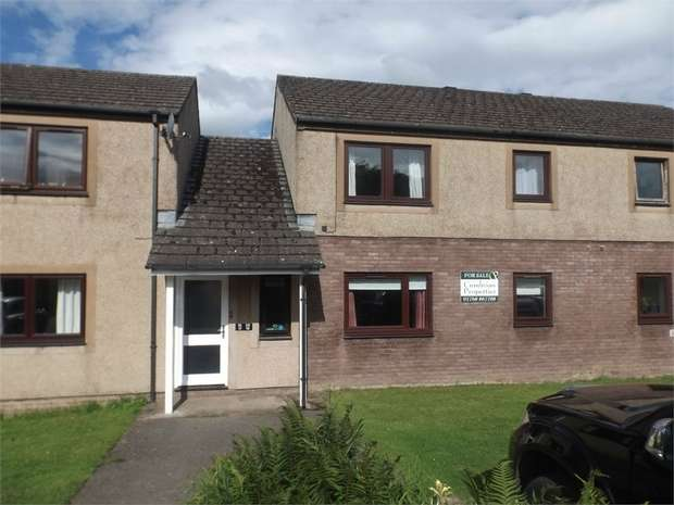 2 Bedrooms Flat for sale in Mayburgh Close, Eamont Bridge, Penrith, Cumbria