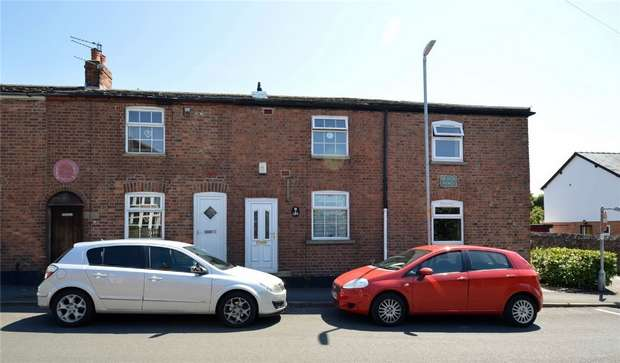 2 Bedrooms Terraced House for sale in Black Road, Macclesfield, Cheshire