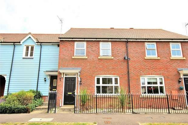 3 Bedrooms Terraced House for sale in Flitch Green, Little Dunmow, Essex, England