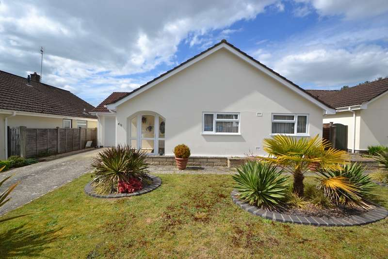 2 Bedrooms Detached Bungalow for sale in Verwood
