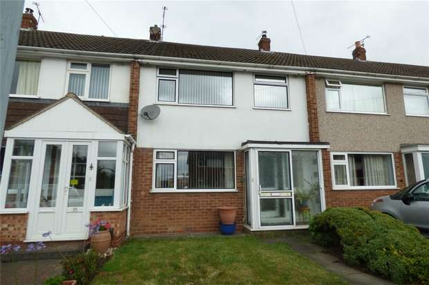 3 Bedrooms Terraced House for sale in Granby Road, Stockingford, Nuneaton, Warwickshire